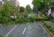 VIDEO | O tornadă a făcut ravagii în oraşul italian Catania