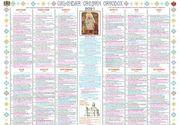 Calendar ortodox octombrie, noiembrie şi decembrie 2021: Cele mai importante sărbători