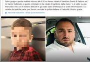 VIDEO | Un copil român a fost răpit în Italia de tatăl său. Bărbatul avea interdicție de a se apropia de el