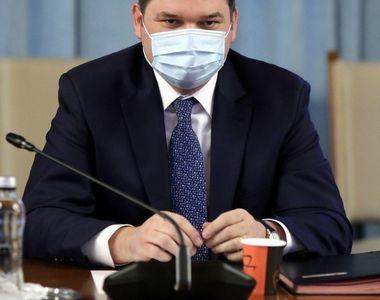 """Ministrul Sănătății a vorbit despre finalul pandemiei COVID-19: """"În ultimele două zile..."""