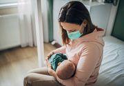 Premieră în România. Un bebeluș s-a născut infectat cu COVID-19. Mama era pozitivă înainte de naștere