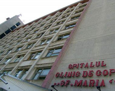 Focar de Covid-19 la Spitalul de Pediatrie din Iași
