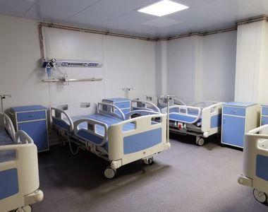 Spitalul Ilfov suplimentează numărul de paturi pentru pacienții cu Covid-19
