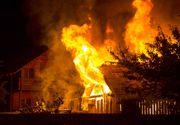 Un român din Italia a pierdut tot ca stâns în ani de muncă.  Casa a laut foc după ce bărbatul a încercat să repare un radio