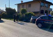 Un tânăr român din Italia a murit după ce a intrat cu mașina într-un gard de beton