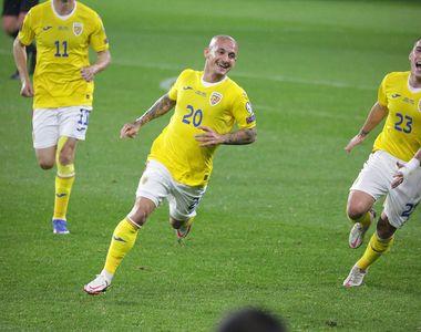 Naționala de fotbal a României a învins Armenia cu 1-0 și are șanse mari de calificare...