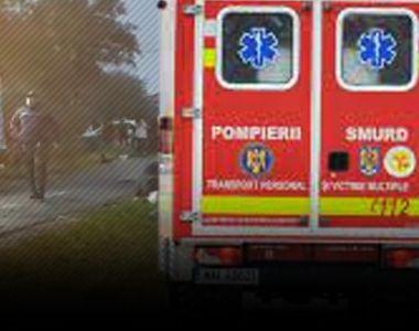 VIDEO   Accident grav în Arad, cu 7 victime. A fost activat planul roșu de intervenție