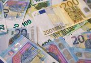 Moneda euro a atins un nou maxim istoric în raport cu leul: 4,9490 lei/euro este cursul afișat de BNR
