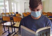 Un liceu din Buzău are o rată de infectare de 14-15 la mie. Elevii vor trece la cursurile online