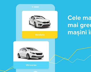 Care sunt cele mai ușor și cele mai greu de vândut mașini din România?