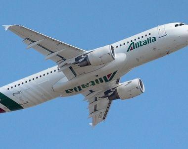 Alitalia a efectuat ultimul zbor  după 75 de ani de la înființare