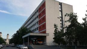 Pacient bătut în curtea spitalului Județean Tulcea agresat