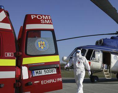 Ministerul Sănătății: Alți 5 pacienți COVID-19 au fost transferați duminică în Ungaria