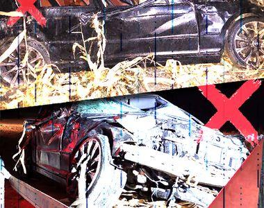 VIDEO   Accident cumplit în Botoșani. Trei tineri au murit pe loc după ce mașina lor...