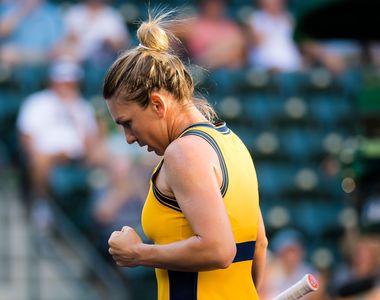 Simona Halep, la un pas de ieșirea din top 20 WTA