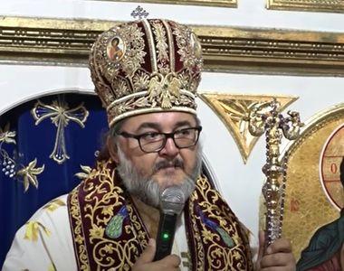 Episcopul de Giurgiu, declarații despre vaccinuri expirate și incendii-făcătură: ,,Dau...
