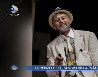 Lorenzo Heel, show-uri la înălțime