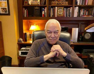 A murit Colin Powell, fostul secretar de stat al SUA. A fost răpus de complicațiile...