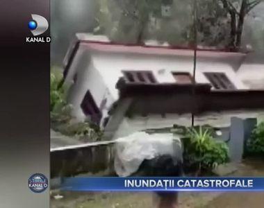 Inundații catastrofale