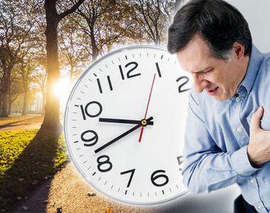 De ce atacurile de cord au loc mai ales dimineața. Un nou studiu face lumină în...