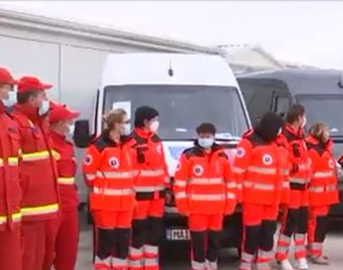 Ajutor venit din Republica Moldova. Mai mulți medici vin în România pentru a ajuta în...