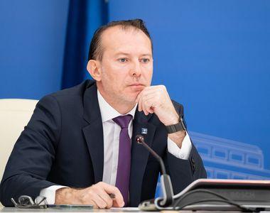 Premierul interimar Florin Cîțu, anunț despre formarea unui guvern liberal....