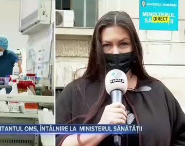 Vaccinarea din România, în vizorul OMS