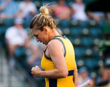 Simona Halep s-a calificat în turul al doilea al Kremlin Cup