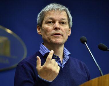 Guvernul Dacian Cioloș, respins în Parlament. Au fost 88 de voturi pentru și 184...