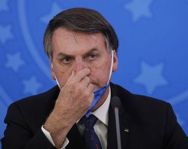Președintele Braziliei, acuzat de omucidere pentru lipsa de răspuns în pandemia COVID