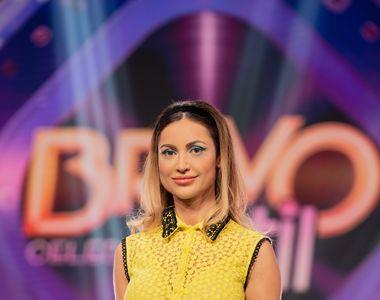 """Nicoleta Dragne, noua concurentă la """"Bravo, ai stil! Celebrities"""""""