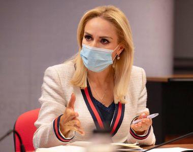 """Gabriela Firea, confirmată cu COVID. """"Toți din casă suntem vaccinați cu 3 doze"""""""