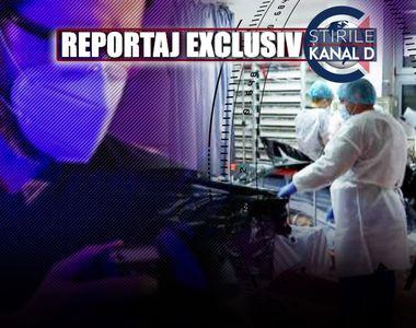 VIDEO | REPORTAJ EXCLUSIV: Echipa Știrile Kanal D a trăit o noapte întreagă infernul de...