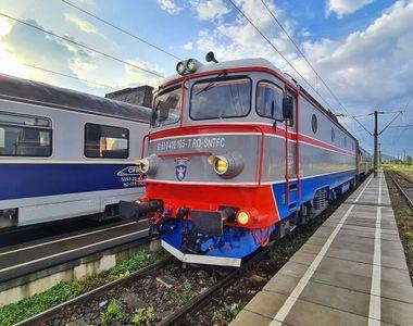 Un bărbat din Gorj s-a aruncat în fața trenului