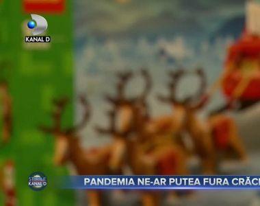 Pandemia ne-ar putea fura Crăciunul