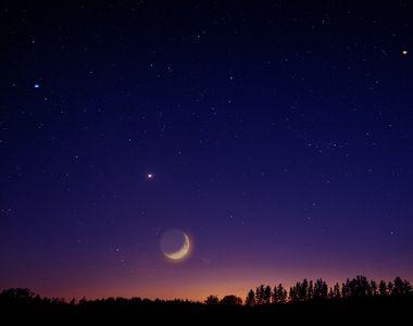 Fazele lunii noiembrie 2021: Când este Lună Nouă şi Lună Plină?