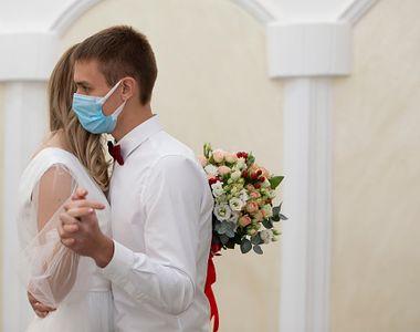 Nuntă fără mire, după ce a fost testat pozitiv. Nu a primit acordul de a participa la...