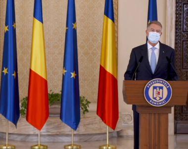 """Klaus Iohannis l-a desemnat pe Nicolae Ciucă să formeze Guvernul. """"E inadmisibil..."""