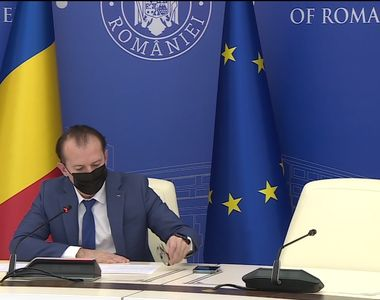 Premierul interimar Florin Cîțu, le-a cerut prefecților să se pregătească pentru...