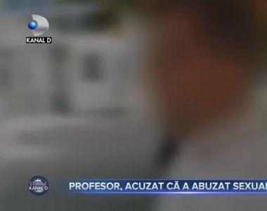 Profesor, acuzat ca a abuzat sexual o femeie