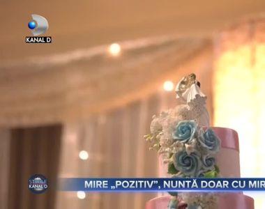 Mire pozitiv la Covid, nunta doar cu mireasa