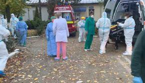 Spitalul din Târgu Cărbunești a rămas fără oxigen. Două persoane au decedat, iar peste100 sunt în stare gravă
