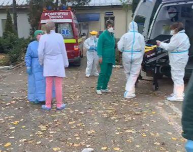 Spitalul din Târgu Cărbunești a rămas fără oxigen. Două persoane au decedat, iar...