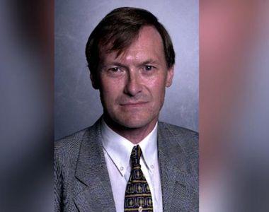 Parlamentarul britanic David Amess,  înjunghiat într-o biserică, la o întâlnire cu...