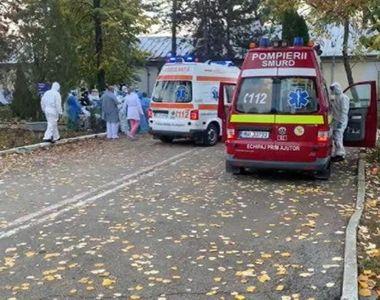 VIDEO | Situație critică la spitalul Tg. Cărbunești din Gorj: instalația de oxigen a...