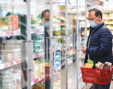 România a importat produse alimentare în valoare de 348 de milioane de euro, în primul...