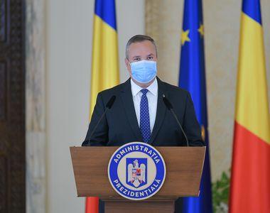 Premierul desemnat Nicolae Ciucă, noi negocieri pentru formarea Guvernului minoritar....