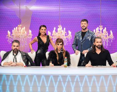 "Ilinca Vandici a revenit la ""Bravo, ai stil! Celebrities""; Victor Slav ramane in echipa..."