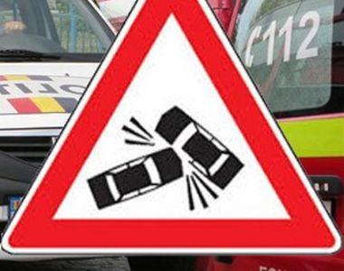 Două persoane au murit și alte trei au fost rănite într-un accident rutier în Miorcani,...