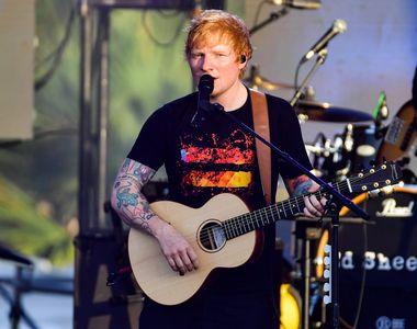 Ed Sheeran a fost testat pozitiv pentru COVID: ,,Scuze tuturor celor pe care i-am...